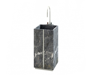 Freestanding washbasin
