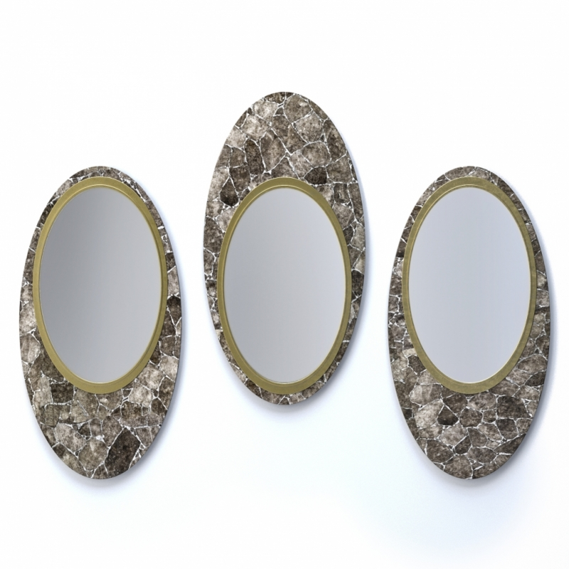 Wall mirrors image